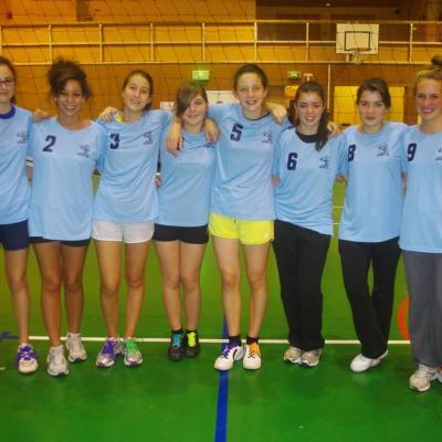 cadettes 2012