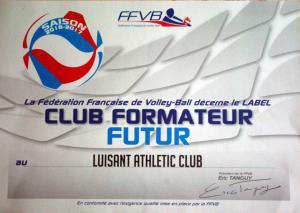 Club formateur